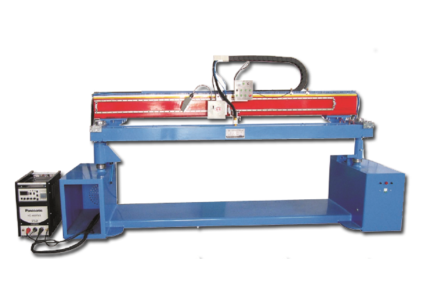 Gantry Type Automated TIG Linear Seam Welder
