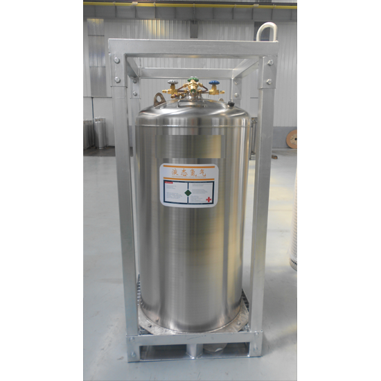 LNG cylinder made by PAW+TIG Dual use welders