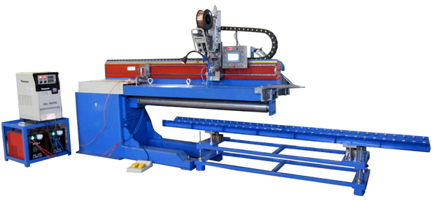 Open type Automated Longitudinal Seam Welders