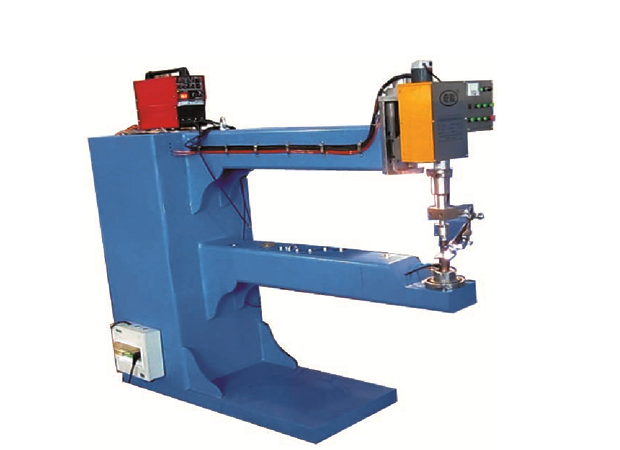 Vertical type Tube welding station