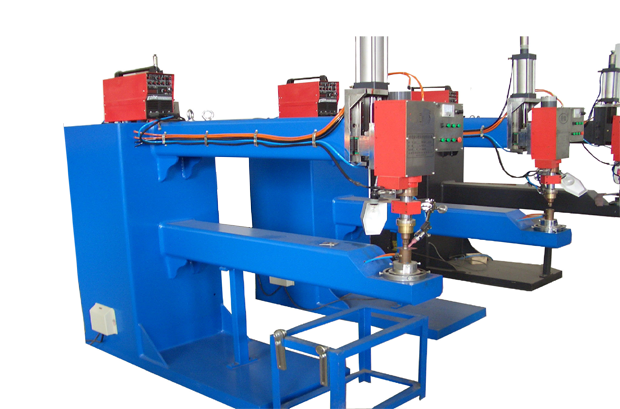 Automated Pipe Joints TIG Welding Machine