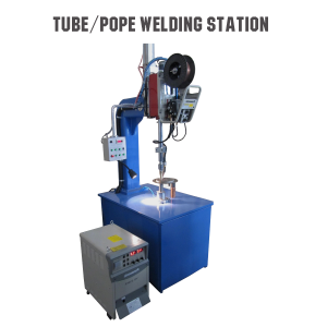 003 Tube Pipe Welding Station