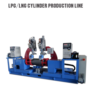 004 LPG LNG cylinder production line